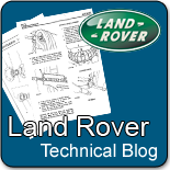 Land Rover Technical Blog